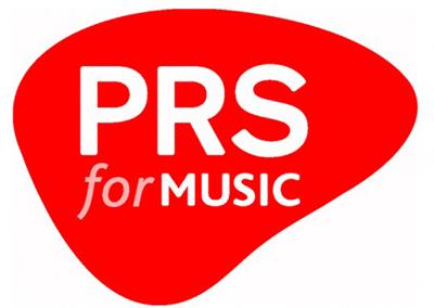"<a href=""https://www.prsformusic.com/"">PRS for music</a>"